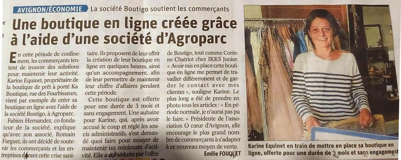 Kboutic et Boutigo