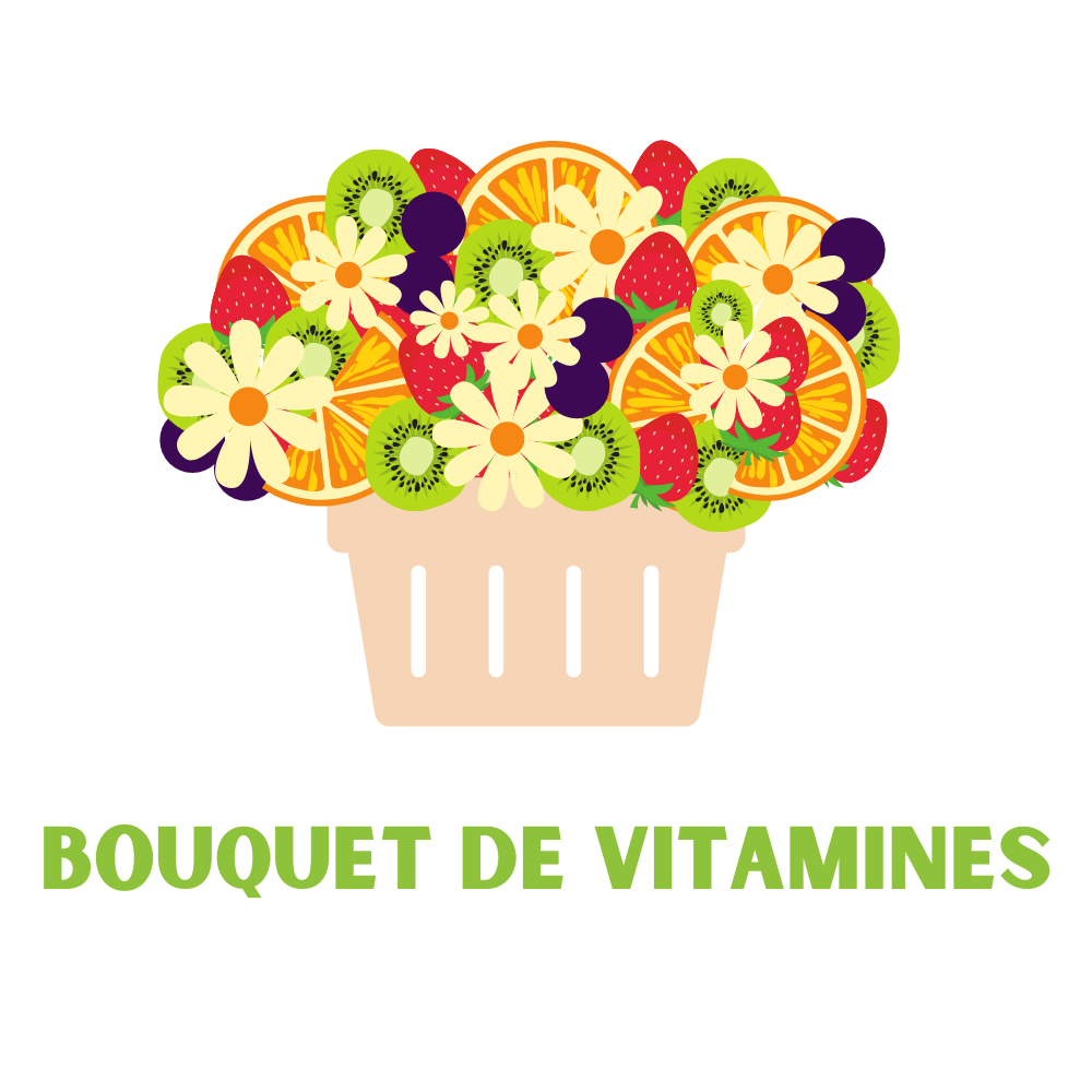 Logo Bouquet de Vitamines