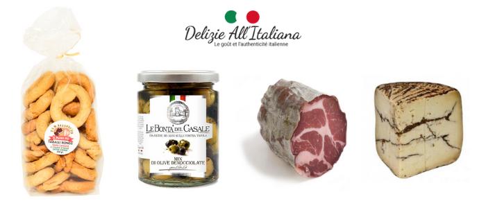 boutique en ligne produits italiens